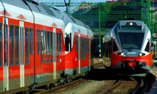 Elgázolt egy embert a vonat az Újpesti vasúti hídon