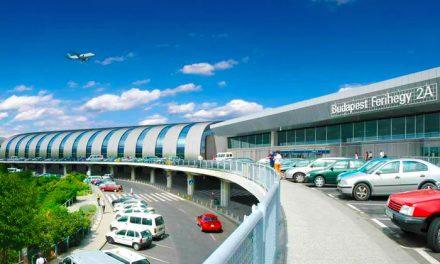 Tíz ember megsérült a ferihegyi repülőtéren egy buszbalesetben