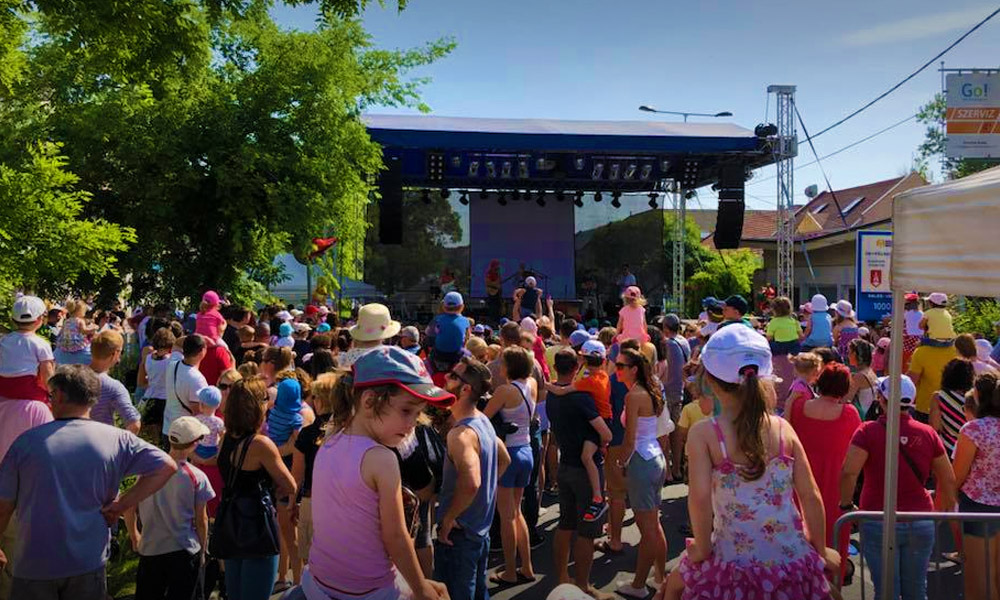 Gyermeknap: Koncertek, mesejátékok és foglalkozások a Müpában