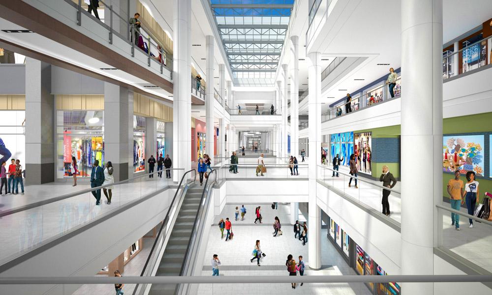 Ránk is ez vár? Ausztriában bezárnak a bevásárlóközpontok és az iskolák is