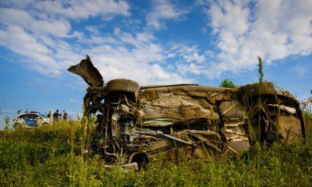 Az autós üldözésnek katasztrófa lett a vége Vác mellett