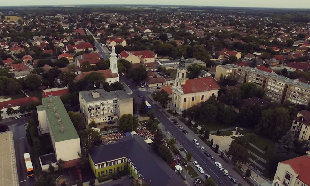 A monori okosváros-projekt átalakíthatja az egész agglomerációt