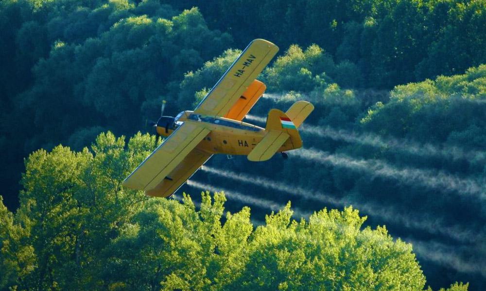 Katasztrófavédelem: százezer hektáron folytatódik a szúnyogirtás