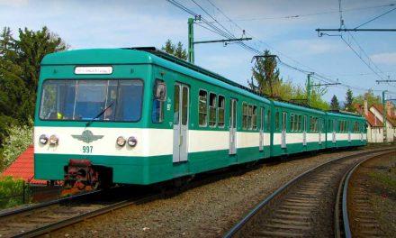 November első két munkahetén változik a gödöllői HÉV közlekedési rendje