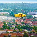 A csepeli agglomerációban és több budapesti kerületben is irtják a szúnyogokat
