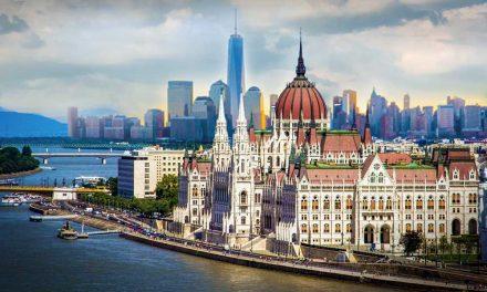 Budapest City: zöld utat kaphatnak a fővárosi felhőkarcolók!