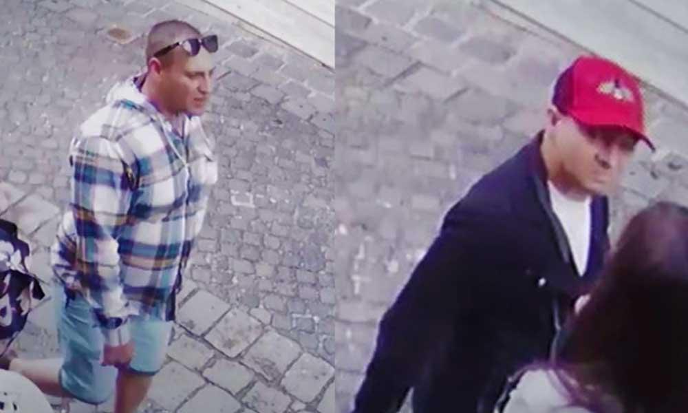 Ezt a két férfit keresik a szentendrei rendőrök!