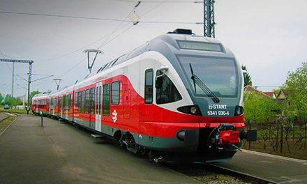 Elégedett utasok, pontos vonatok – a MÁV szerint sikersztori lett az esztergomivonal