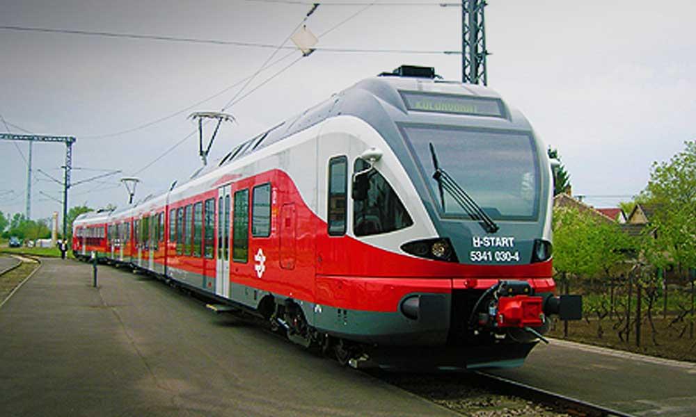Nem járnak a vonatok Pécel és Aszód között február 4-től az év végéig