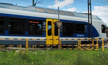 Elgázolt egy embert a vonat Dunakeszinél, késnek a járatok a váci és a szobi vonalon