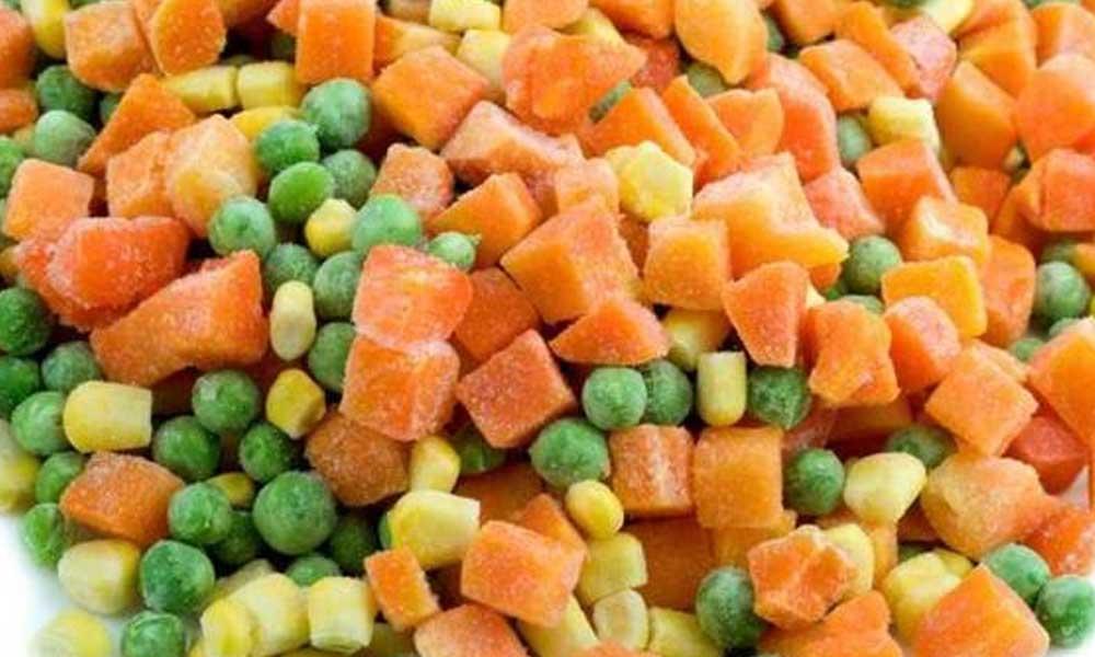 Nébih: nem tudni, mennyi fagyasztott zöldséget hívtak vissza
