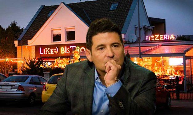 Megpróbálták felgyújtani Hajdú Péter éttermét Törökbálinton