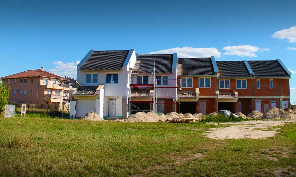 Drasztikus döntés: egy telekre egy ház!