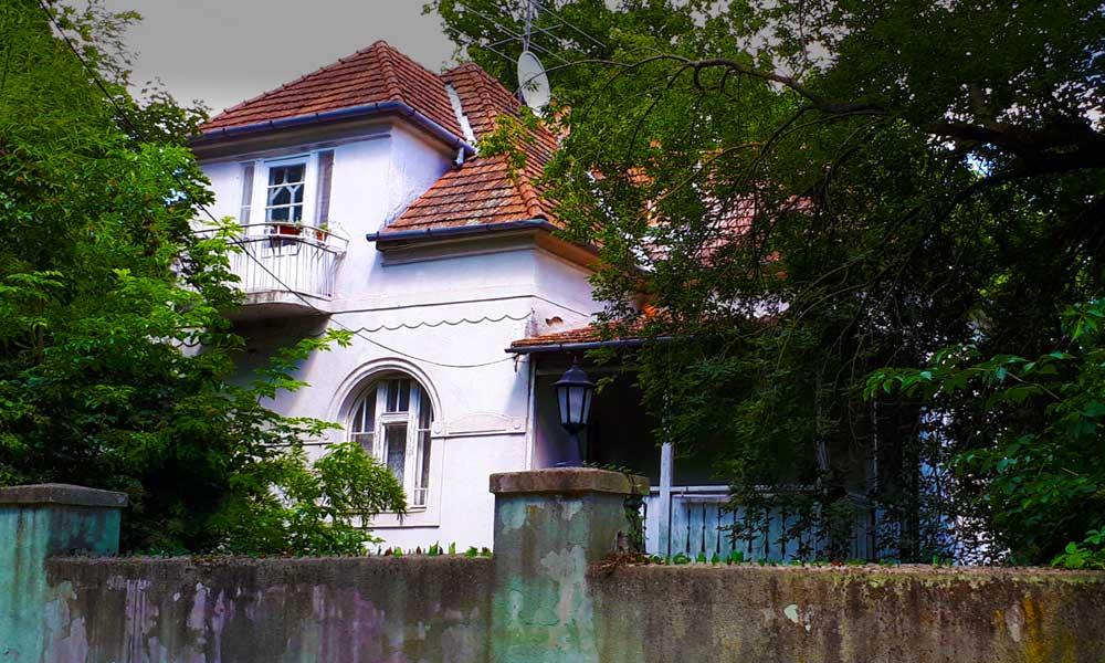 Latabár-villa 2018-ban