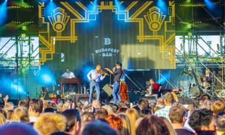 Új énekesnővel lép fel a Budapest Bár csütörtökön