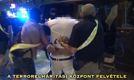 Páncélszekrényt loptak az agglomerációban, lekapcsolták őket a rendőrök – VIDEÓ!