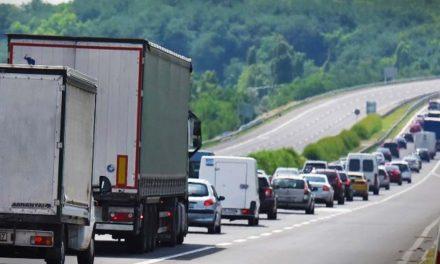 A vendégmunkások miatt óriási lesz a forgalom az M1-M0-M5 útvonalon!