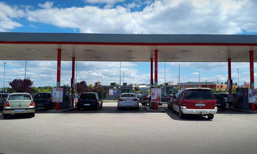Ismét nagyot emelnek szerdán a gázolaj árán!