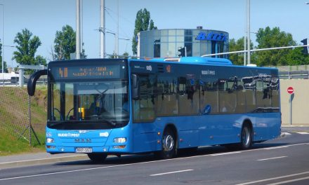 Részeg volt a buszsofőr, megsérült egy utas