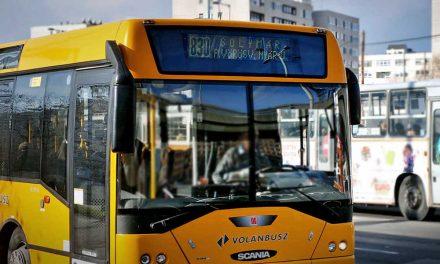 Változások! Erre figyelj, ha Észak-Buda környékén buszozol!