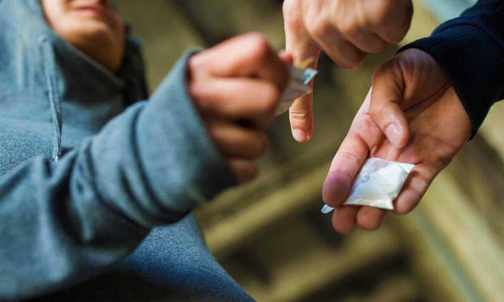 Kábítószer-kereskedőt kapcsoltak le Szentendrén