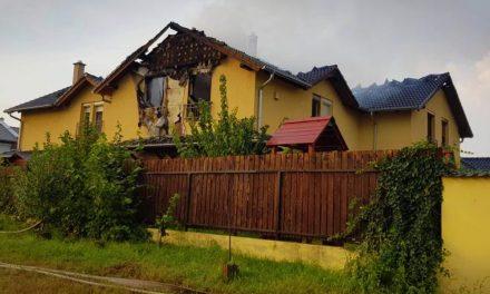 Ez történhet, ha villámcsapás éri a házad! Egy károsult megszólal