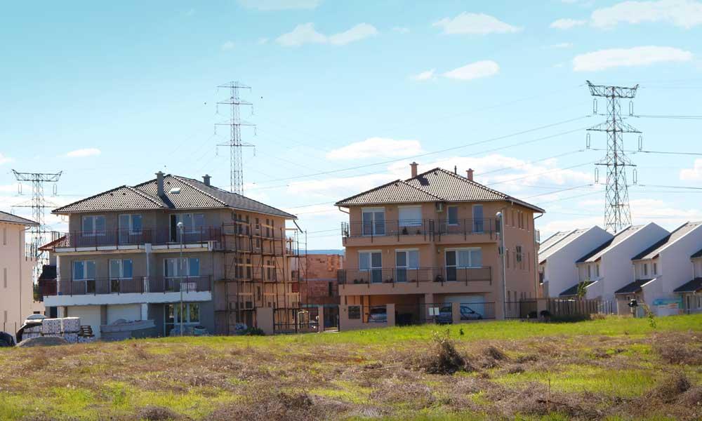 A Nemzeti Bank szerint jelentősen gyorsult a lakásárak növekedése!