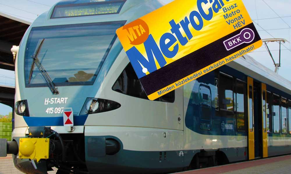 Egységes jegy az agglomerációban: ugyanazzal a jeggyel utazhatunk vonaton, buszon, metrón és a HÉV-en