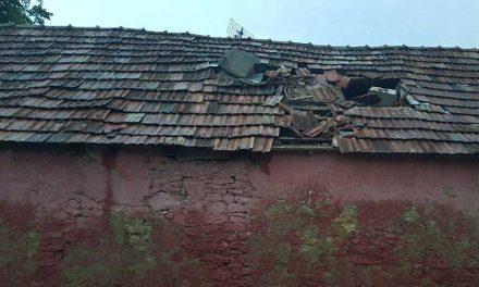 Károkat okozott a vihar Dél-Buda környékén