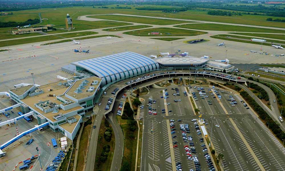 Cargoközpont és parkolóház épül a ferihegyi repülőtéren