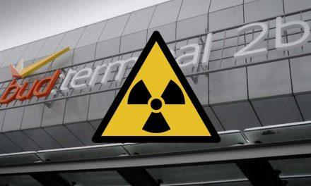Radioaktív anyagot találtak egy csomagban, lezárták a repülőtér 2B terminálját!