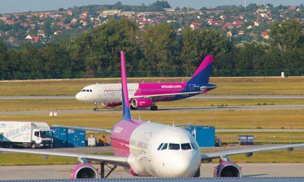 Új járatokat indít Ferihegyről a Wizz Air