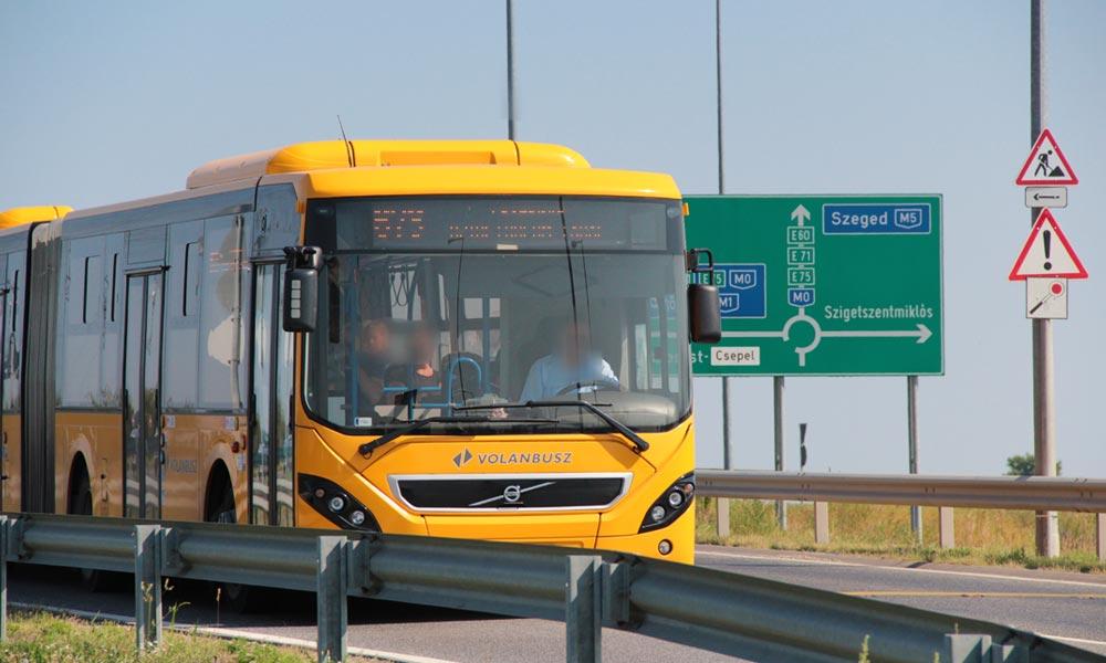 Változik a Volánbuszok menetrendje az ünnepek idején