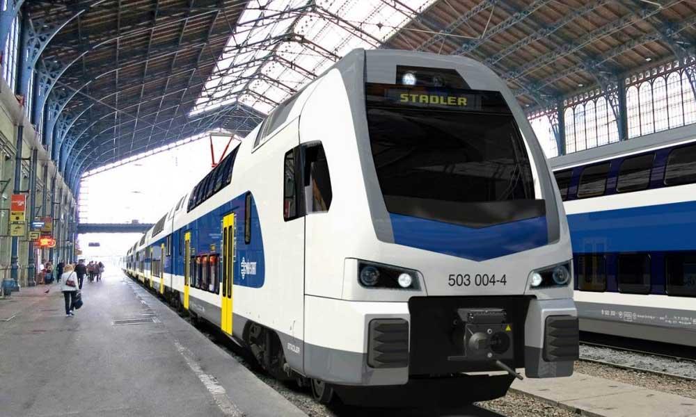 Nemsokára ilyen emeletes vonatokkal utazhatunk az agglomerációban!