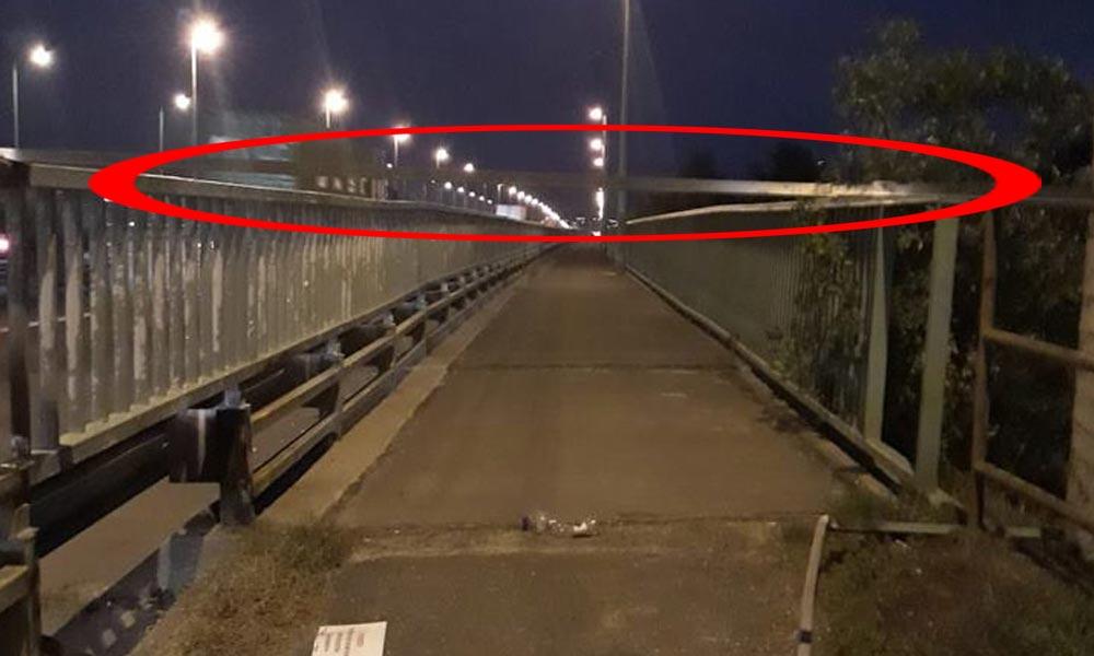 Lefejezhetik a bicikliseket az M0-ás felett – egy bringás szerint