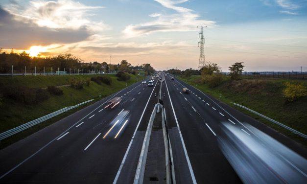 Kamerákat szerelnek, forgalomkorlátozás lesz az M3-as autópályán Mogyoródnál