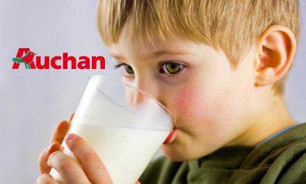 Szennyezett az Auchanban kapható tej, kivonták a forgalomból