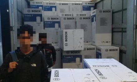 Két illegális migránst fogtak el Biatorbágyon a budaörsi rendőrök