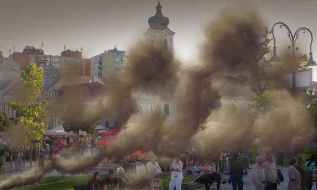 Óriási füstölés vár az észak-pesti agglomerációra, nem viszik el a zöldhulladékot, sokan égetni fognak
