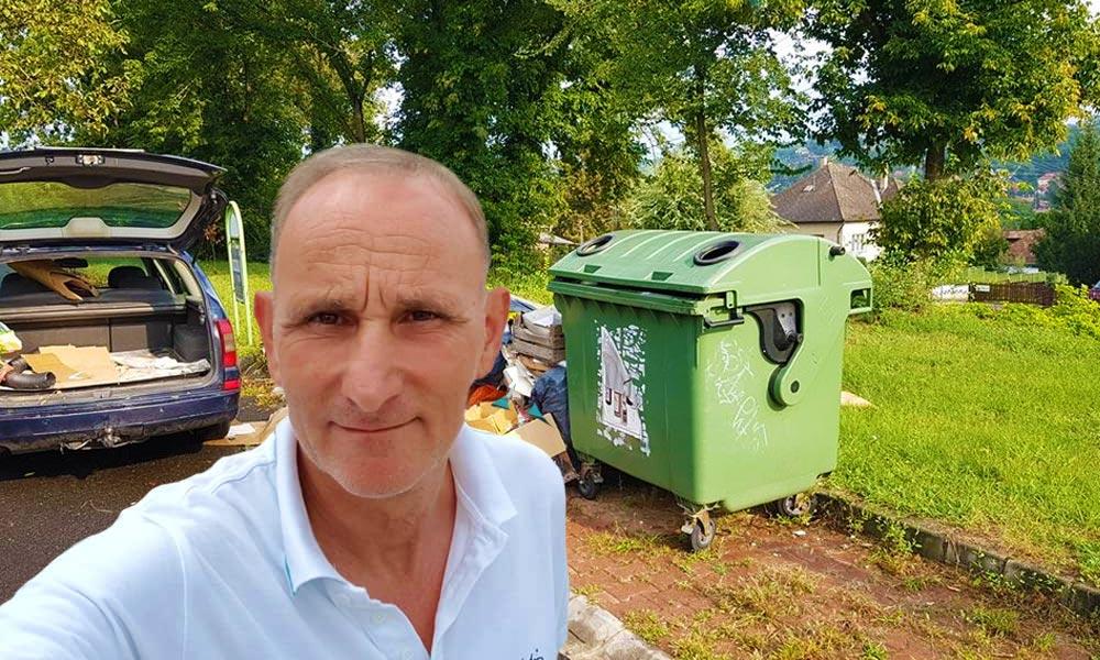 Lemondott Gémesi György a szemétszállítási botrányban érintett szervezet éléről