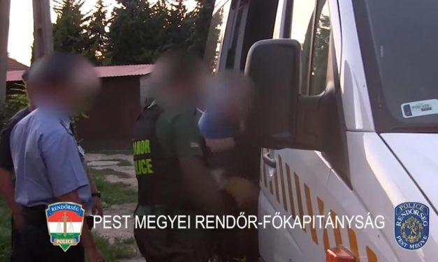 Árokba lökte, majd kirabolta az idős férfit, estére lekapcsolták – Videó!