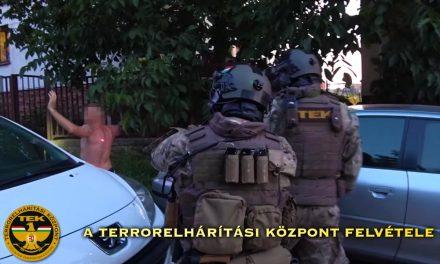 Valóságos katonai akció az agglomerációban, 13 drogdílert kapcsoltak le egyszerre -VIDEÓ
