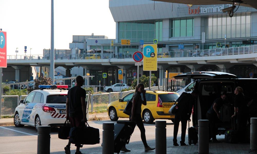 Mérgező kábítószert találtak a Liszt Ferenc-repülőtéren