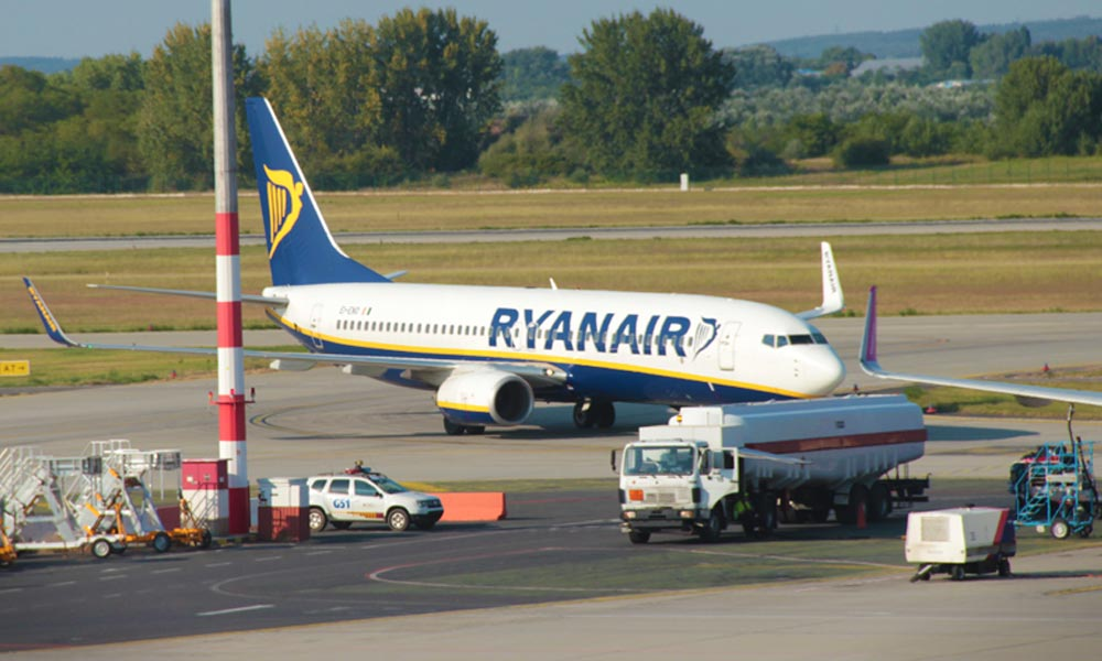 Hat új útvonalat nyit Budapestről a Ryanair