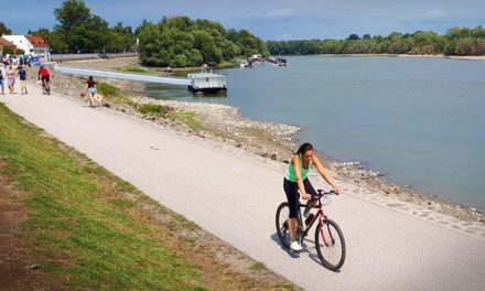 Óriási bicikliút fejlesztés indul Szentendrén, sok pénzt nyert rá a város