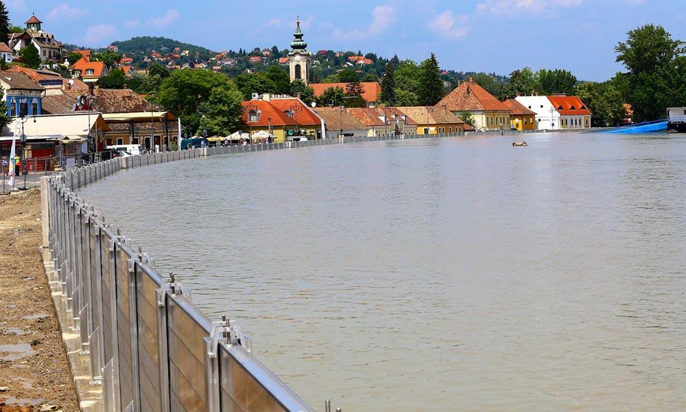 Online követhető lesz a Duna vízállásának változása, nemzetközi projekt indul