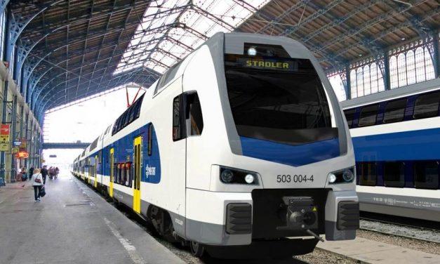 Új állomásokat kapnak az agglomeráció forgalmas vasútvonalai