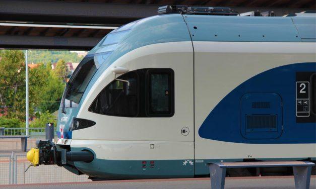 Új rekordot döntött egy vonat az agglomerációban!