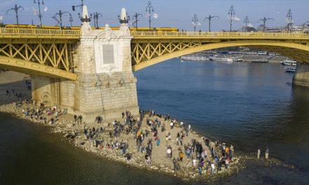 Öt látványos fotó a Dunáról – fővárosi hidak, ahogy még nem láttad őket