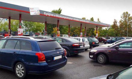 Baj lehet egyes Auchan benzinkutakkal, nagyon figyelj tankoláskor!